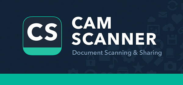 Escanear documentos con el móvil y Camscanner