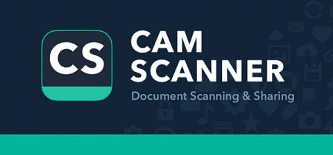 Escanear documentos con el móvil y Camscanner